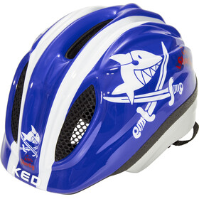 KED Meggy II Originals Helmet Kids Sharky Blue